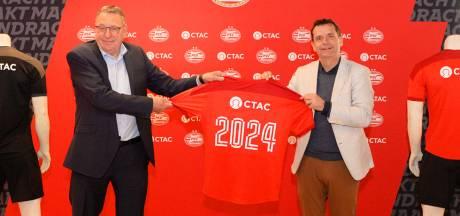 PSV bindt met Ctac nieuwe sponsor die via de naam op de trainingskleding veel geld inlegt