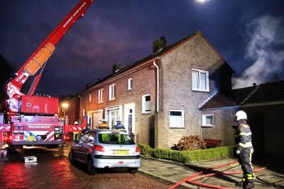 Brandweer Midden- en West-Brabant rukt 155 keer uit: 'Rustige nacht'