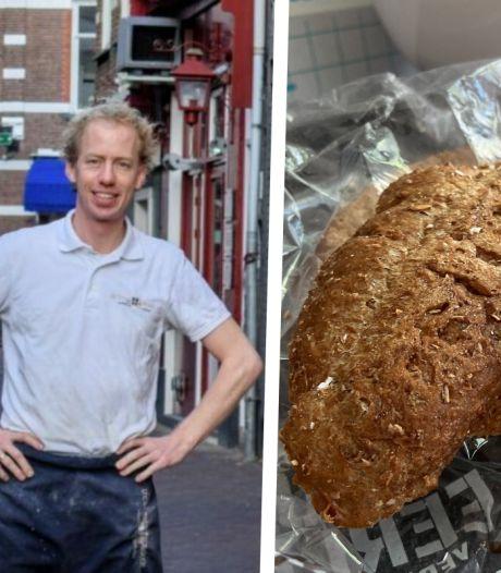 Arend van de Stadsbakker over waarom we de korstjes van brood niet opeten