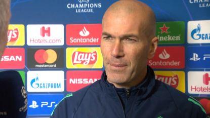 """LIVE Matchday -1. Zinédine Zidane: """"Of Courtois speelt? Dat zie je morgen"""""""