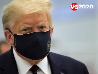 """Intensivist Geert Meyfroidt over Trumps coronabesmetting: """"Hij heeft voorbije maanden echt wel risicogedrag vertoond"""""""