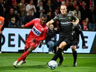 """Brecht Capon (KV Oostende) duidelijk na 1-0-nederlaag op Kortrijk: """"Redden het niet elke week met louter 20 goeie minuten"""""""