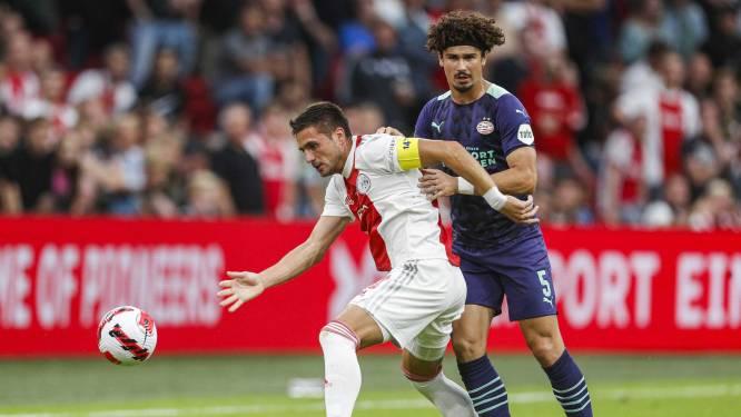 De verwachte opstellingen van Ajax en PSV
