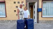 Na 5,5 maanden en 6 geschrapte vluchten zijn Linda en Guido eindelijk terug thuis uit Kaapverdië
