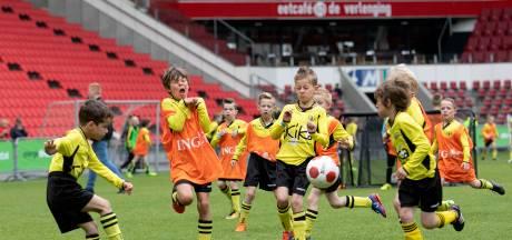 Zeilbergse invasie in PSV-bastion, Philips Stadion voor even van ZSV