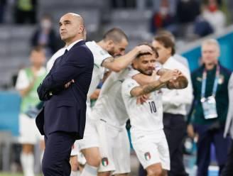 """Voetbalbond-CEO Peter Bossaert spreekt na pijnlijke EK-exit: """"Ik ben niet bang dat Roberto Martínez vertrekt"""""""