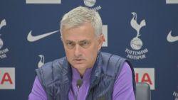 """Mourinho: """"Of verloren CL-finale keerpunt was voor Tottenham? Geen idee, ik heb er nooit één verloren"""""""