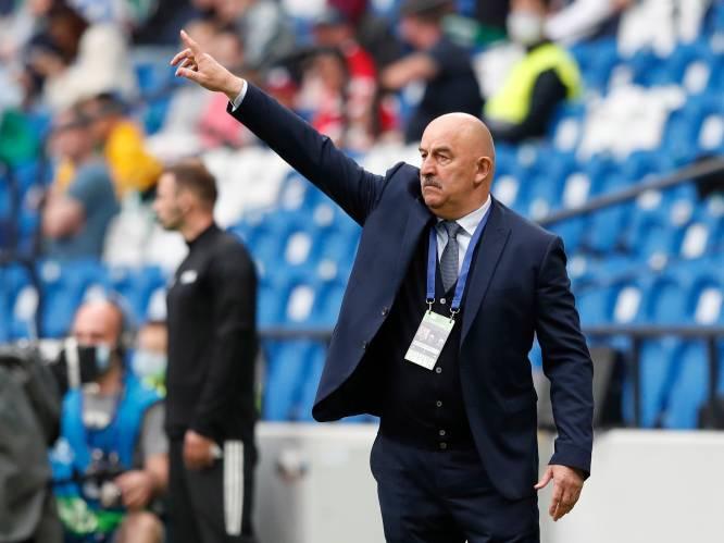 Kijk uit voor de 'Ganzendoder van Alagir': wie is Russisch bondscoach Stanislav Cherchesov?
