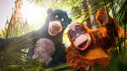 Fans van 'The Lion King' en 'Jungle Book' zitten komende zomer goed in Disneyland Paris