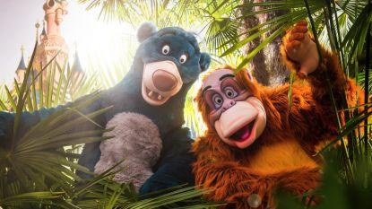 Fans van 'The Lion King' en 'Jungle Book' zitten komende zomer goed in Disneyland Paris
