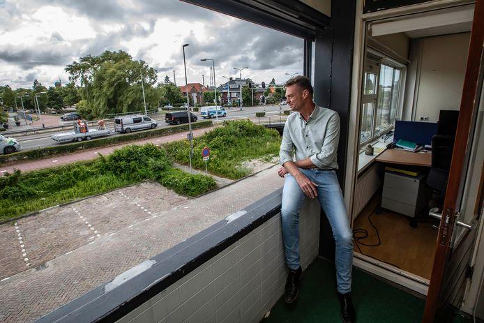 Sander Zuyderwijk moet draagvlak creëren voor de werkzaamheden, die hoe dan ook veel overlast gaan geven.