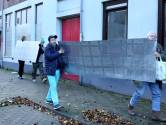 Vestia verhaalt schade van ludieke actie op bewoners van de Tweebosbuurt