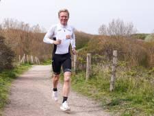 Sportcommentator Vincent Schildkamp werkt zich nu zelf in het zweet: 'Kaas en wijn zijn mijn zwakke plek'