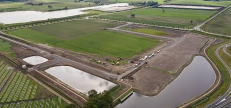 Duurzaam bedrijventerrein in Vriezenveen in trek