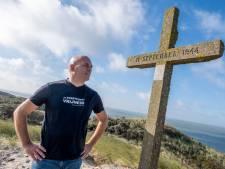 Colin Bal overlegt met gemeente Veere: 'Nieuw kruis voor oorlogsslachtoffers moet er volgend jaar staan'