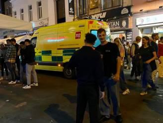 Eerste echte Overpoortnacht: één flik lichtgewond na trap van dronken student, heel veel nonchalance met bezittingen