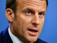 Parijs stuurt marineschip vanwege spanningen met Turkije