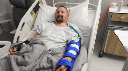 """Marino neergestoken door vrouw tijdens nachtje uit: """"Ik vier kerst hier, aanvalster thuis"""""""