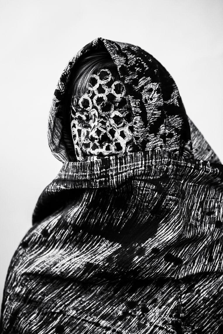 Een werk van fotograaf Laetitia Bica, te zien op 'Iconobelge II'. Beeld laetitia bica