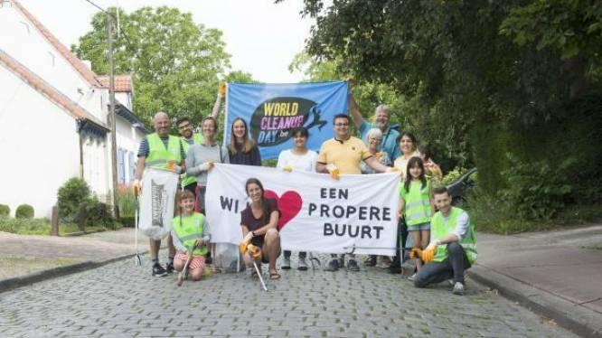 Zaterdag is het World Cleanup Day in 180 landen: ook België doet mee