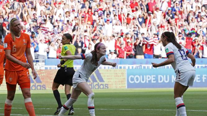 Na 1974, 1978 en 2010 gaat het weer mis in WK-finale