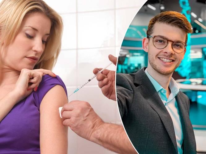 """""""Het griepvirus muteert en kan dan vrij zijn gang gaan"""": onze wetenschapsjournalist legt uit hoe een griepvaccin werkt"""