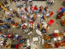 Muzikale talenten Twents Jeugd Symfonie Orkest kijken uit naar kerst