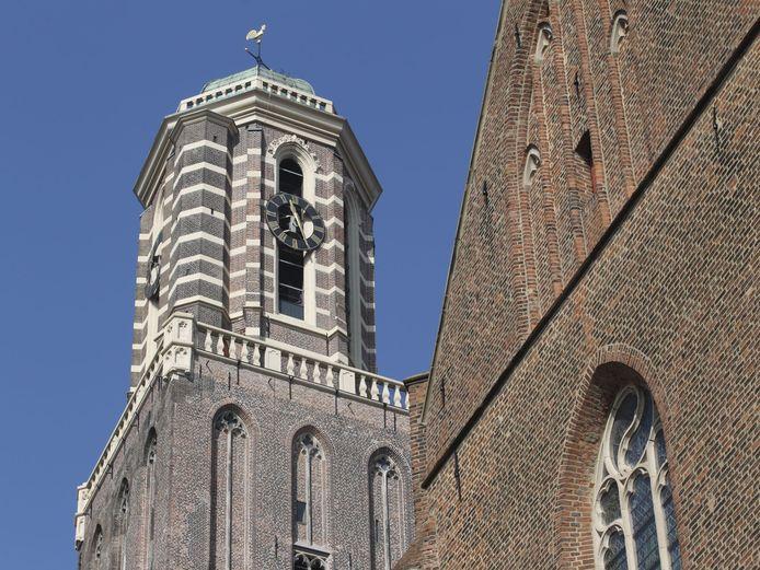 'De gemeente Zwolle trekt 30 miljoen uit voor een prestige-traverse over het spoor en miljoenen voor het aanleggen van een Koggepark waar niemand op zit te wachten.'