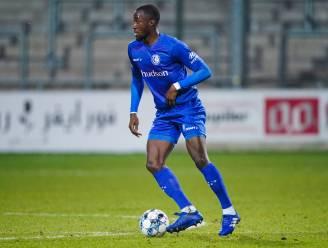 """Elisha Owusu (AA Gent) gaat voor het eerst om met concurrentie: """"Nooit gezaagd bij de coach"""""""