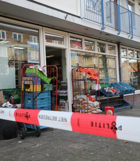 Avondwinkel in Escamp gesloten na vechtpartij en bedreiging met mes