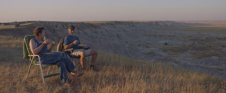 Nomadland is dé kanshebber voor Beste Film.  Beeld Searchlight Pictures