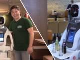 Bliep, smakelijk eten! Bij dit restaurant bedienen robots straks de gasten aan tafel