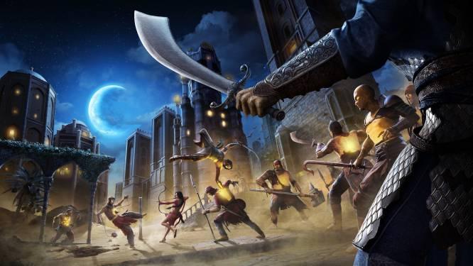 'Prince of Persia: The Sands of Time'-remake steekt  magie van 1001 nachten in nieuw jasje