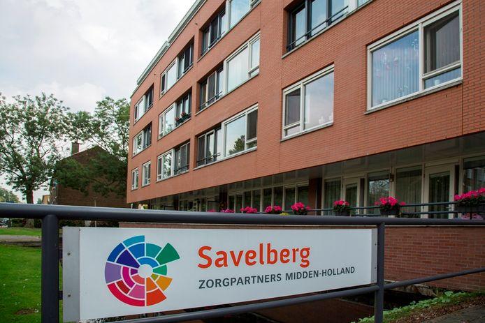 Savelberg is een van de verpleeghuizen van Zorgpartners Midden-Holland.