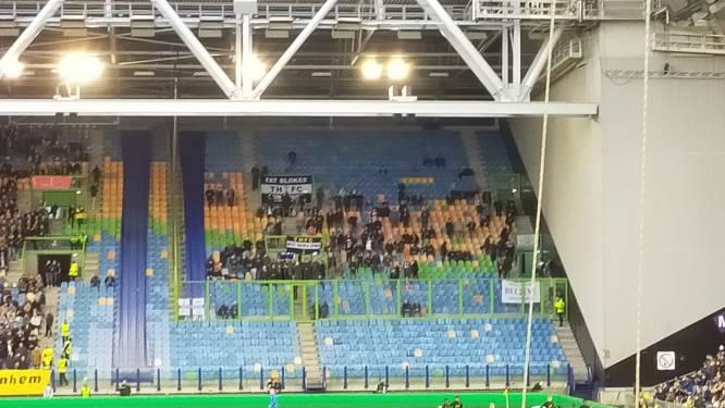 Minder Tottenham-fans in Arnhem door vliegstremming in Londen