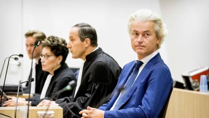 Wilders stuurt aan op staken proces, hof wil eerst ongelakte stukken zien