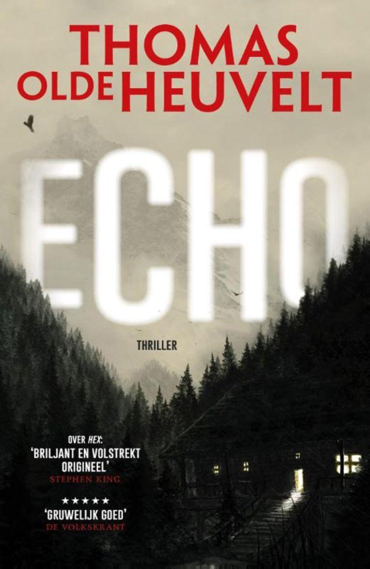 Net verschenen: Echo, klimboek en horror ineen. Beeld