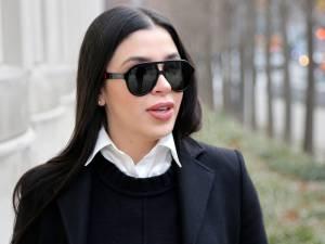 """L'épouse du baron de la drogue El Chapo s'est rendue: """"Elle veut protéger ses enfants et rester aux États-Unis"""""""