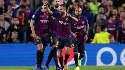 Barça mist Messi niet tegen Inter: Suarez neemt zijn ploeg bij de hand, Rafinha en Alba zorgen voor de goals
