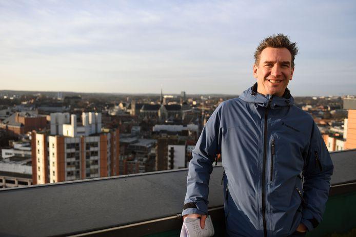 Christophe Stockman is voorzitter van sociale huisvestingsmaatschappij Dijledal.