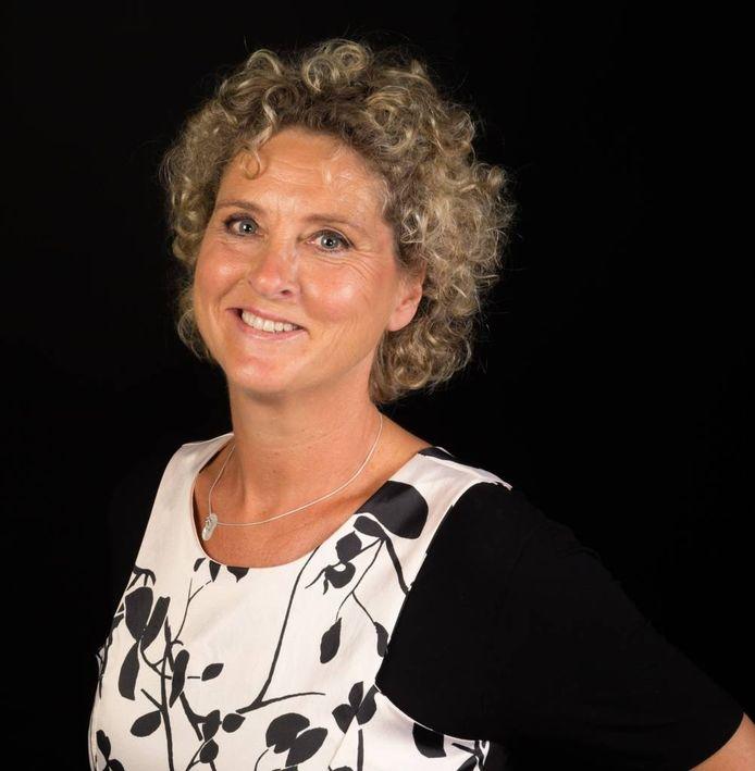Bertina Mulder uit Emst.