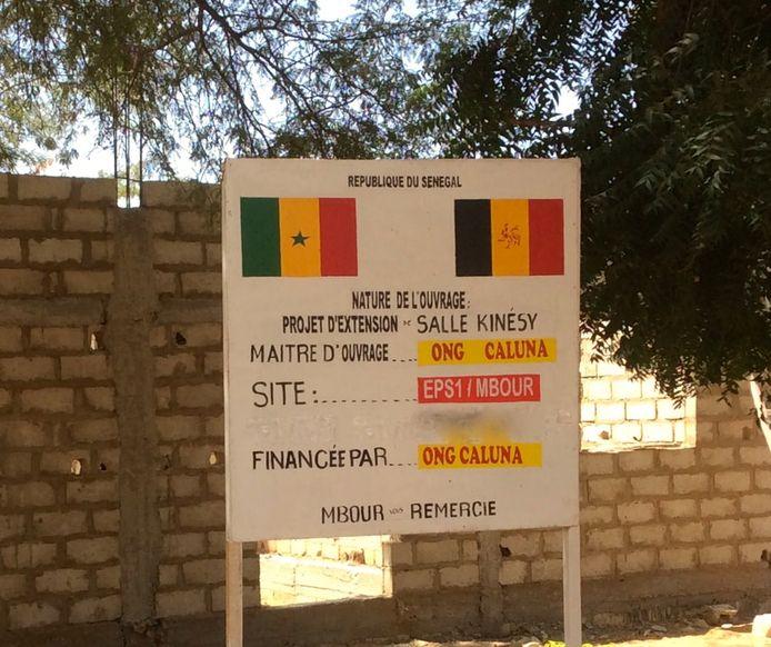 Caluna financierde de bouw van het nieuwe kinderkankerziekenhuis
