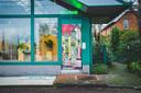 automaten in Gent, chocoladeautomaat, bloemenautomaat en automaat voor gezonde voeding