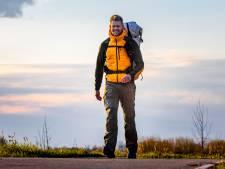 Wereldwandelaar Tom over zijn tocht door de Alpen: 'Wie had bedacht dat dit een goed idee was?'