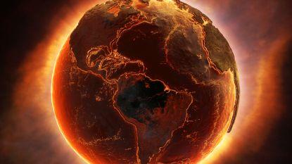 Aarde slorpt eigen oceanen gulzig op