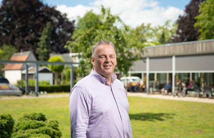 Wethouder Peter van Steen van de gemeente Heusden.