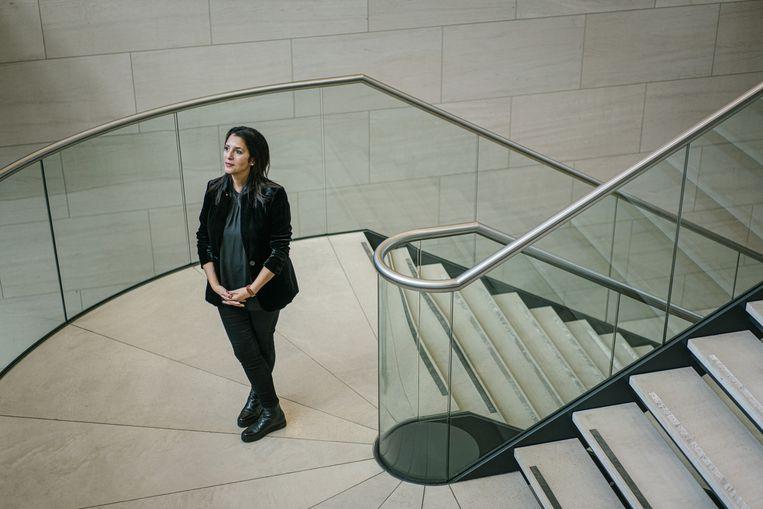 Het idee van minister Zakia Khattabi (Ecolo) om een koolstoftaks in te voeren, werd meteen de grond in geboord. Beeld Wouter Van Vooren