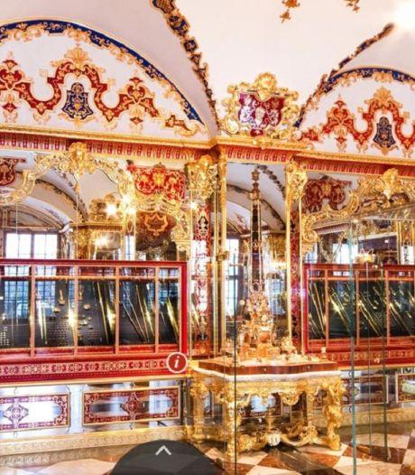 Gouden tip in zoektocht kunstrovers levert half miljoen euro op