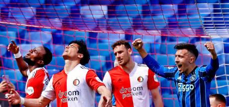 Hoe de lat steeds lager wordt gelegd bij Feyenoord