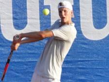 Salland-tennisser Brouwer haalt hard uit in Oklahoma